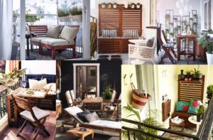 Варианты складной мебели