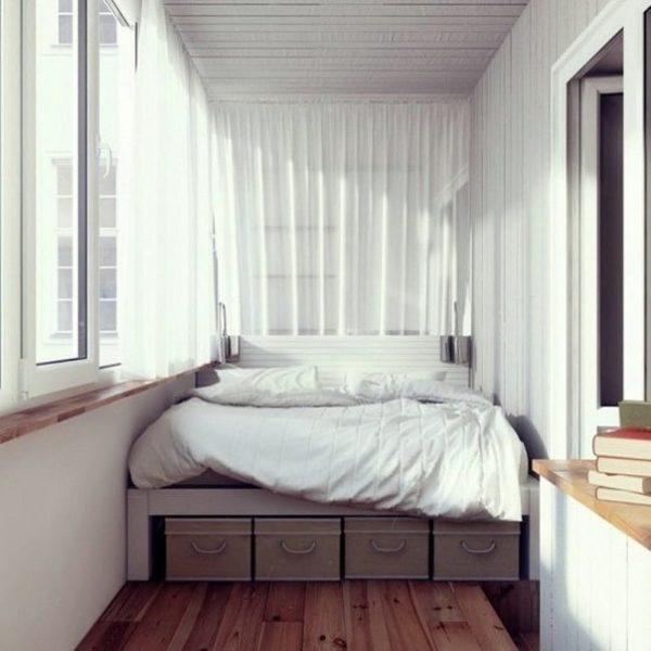 Идея спального места
