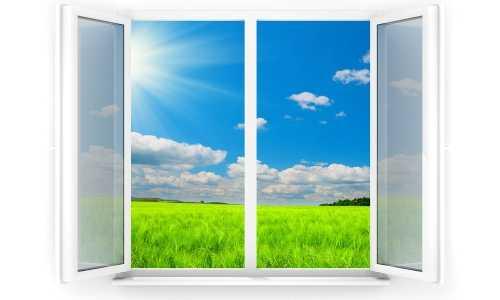Пластиковое окно ПВХ